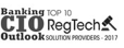 CIO Regtech top 10 2017 award icon